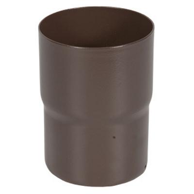 Соединитель водосточной трубы металл цена