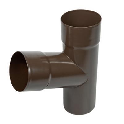 Тройник водосточной трубы металл цена