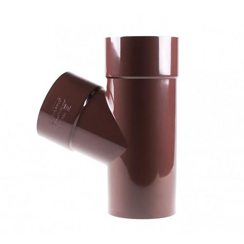 Тройник водосточной трубы пластик цена