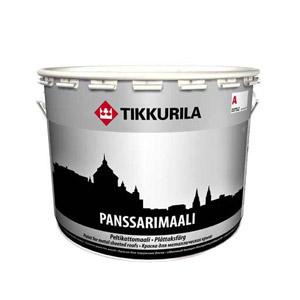 Краска кровельная по оцинковке и металлу PANSSARIMAALI цена