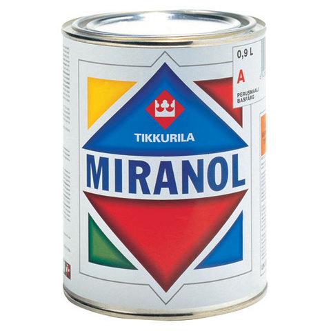 Краска для дерева и металла Miranol цена