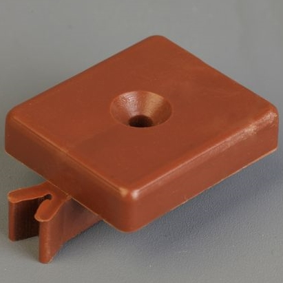 Клипса монтажная пластиковая для террасной доски Grinder цена