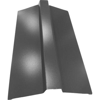 Конек плоский для металлочерепицы цена