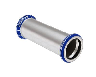 Муфта надвижная для стальных тонкост. труб, нерж. сталь цена