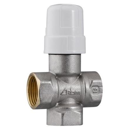 Терморегулирующий 3-х ходовой клапан для вертикальной 1 тр. системы отопления RBM цена