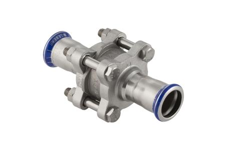 Обратный клапан для стальных тонкост. труб, нерж. сталь цена