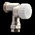 фото Клапан термоcтат. 1 тр. система без настройки, осевой, НР метрическая резьба M22x1,5НР х 12, (218596)