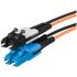 фото SIMATIC NET волоконно-оптический кабель разделанный с 4 BFOC штекерами, 150м, 6XV1820-5BT15