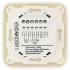 фото Комнатный терморегулятор электрического теплого пола комбинированный программируемый (воздух + пол) с ЖК дисплеем THERMO Thermoreg TI-900, 1х230В, до 3600 Вт