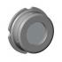 фото Обратный клапан осевой межфланцевый, нерж. сталь, Tecofi CA6460, Ду 32, (218718)
